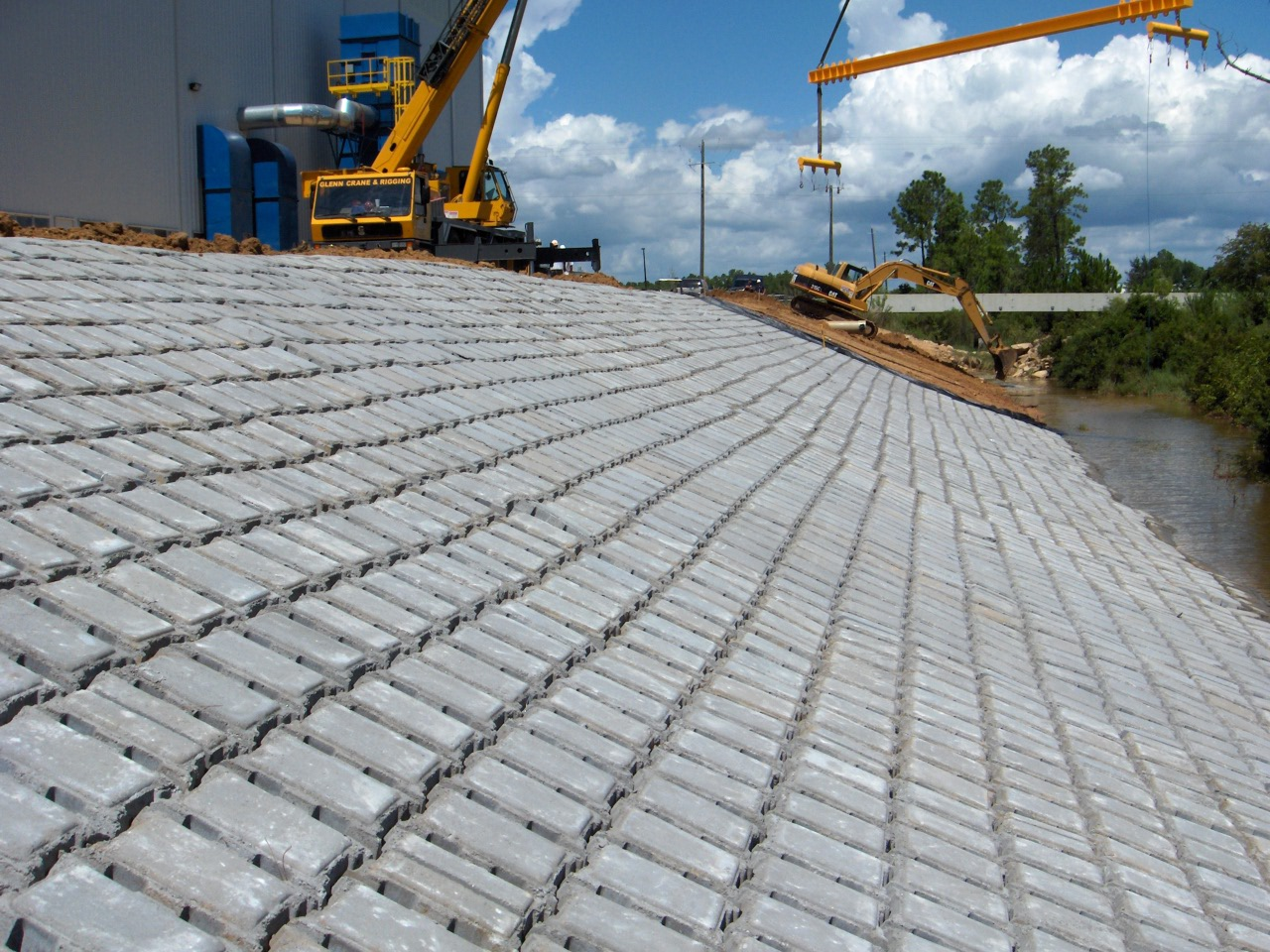 Articulated Concrete Mat System Related Keywords
