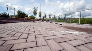 Permeable Paver Helps City Meet Stormwater Management Goals